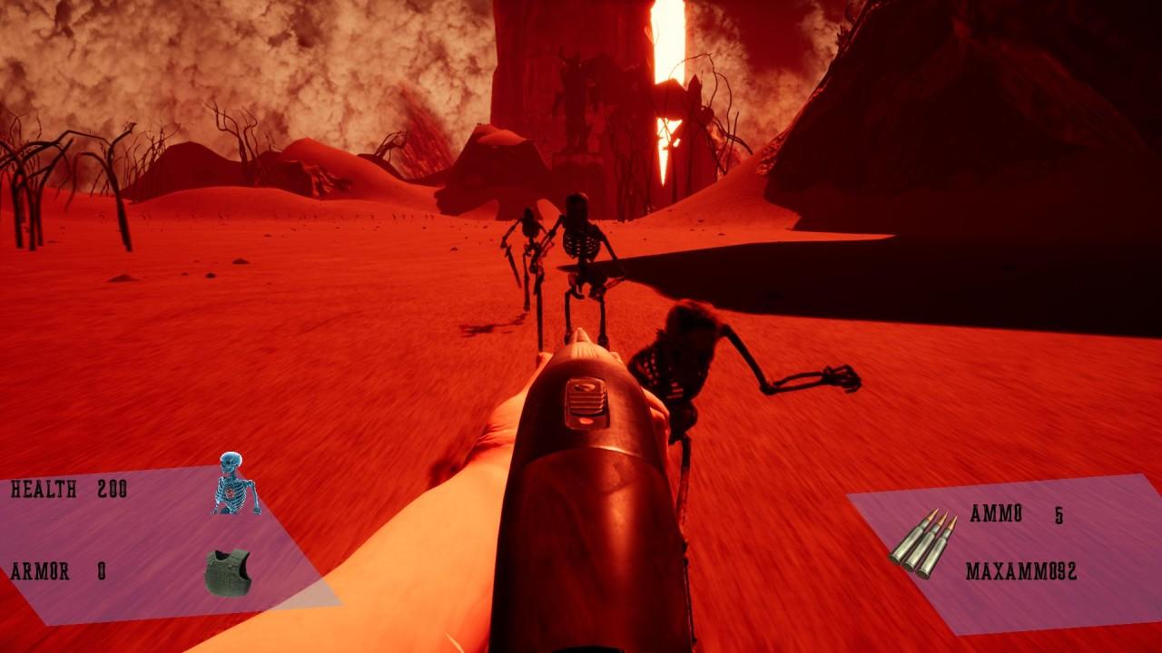 Скриншот Infernales (2017) PC