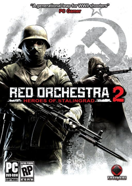 Red Orchestra 2: Heroes of Stalingrad (2011) PC