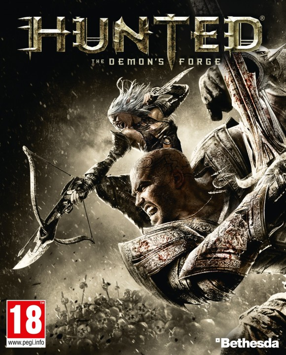 Hunted: Кузня демонов / Hunted: The Demon's Forge (2011) PC | RePack от R.G. Механики