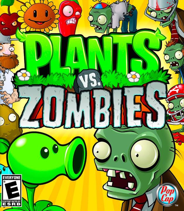 Plants vs Zombies (2009) PC