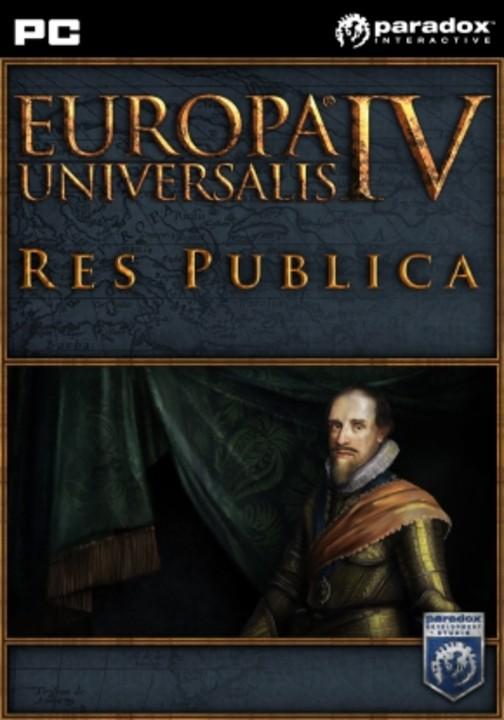 Europa Universalis IV - Res Publica (2013) PC | RePack от R.G. Механики