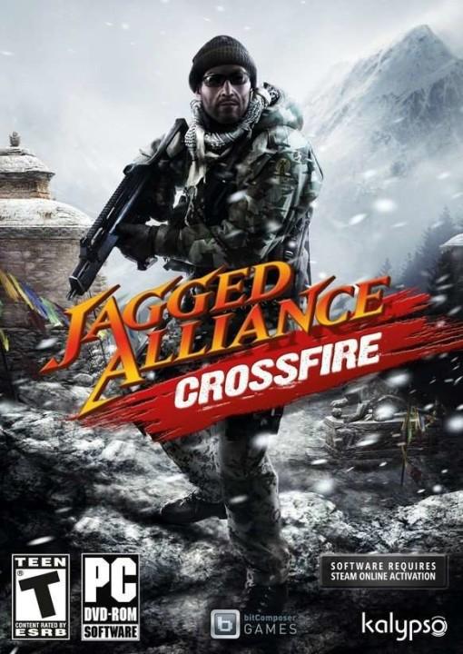 Jagged Alliance: Dilogy (2012) PC | RePack от R.G. Механики