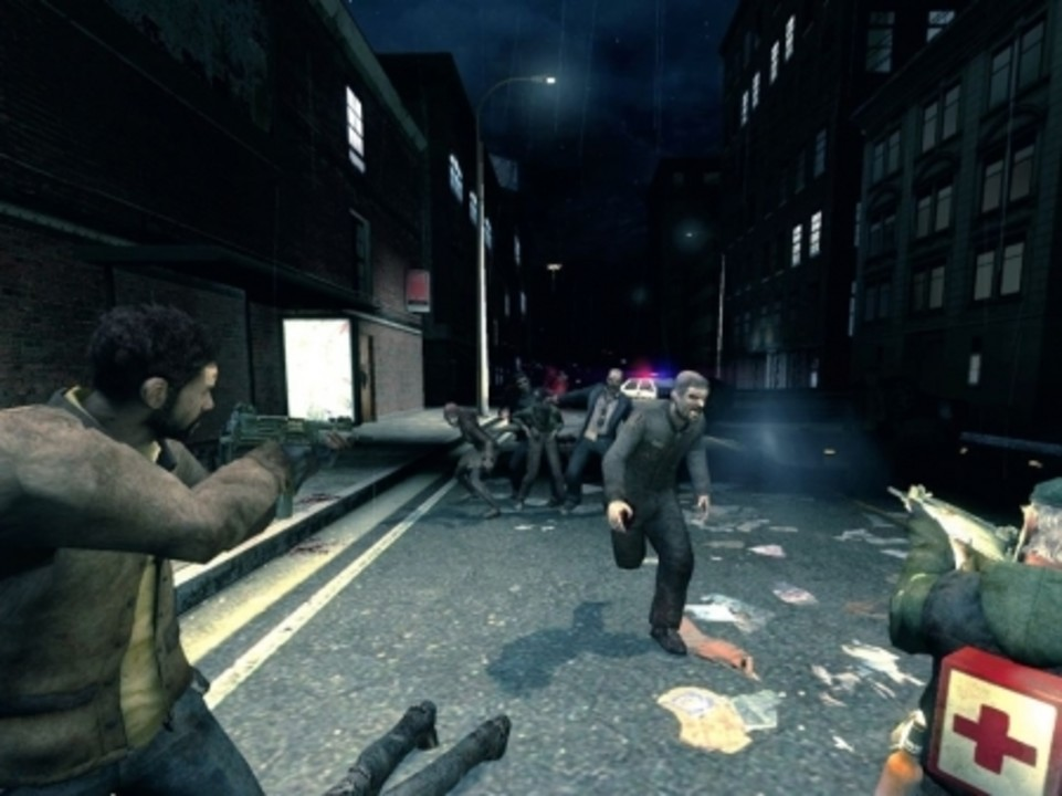 Скриншот Left 4 Dead (2008) PC