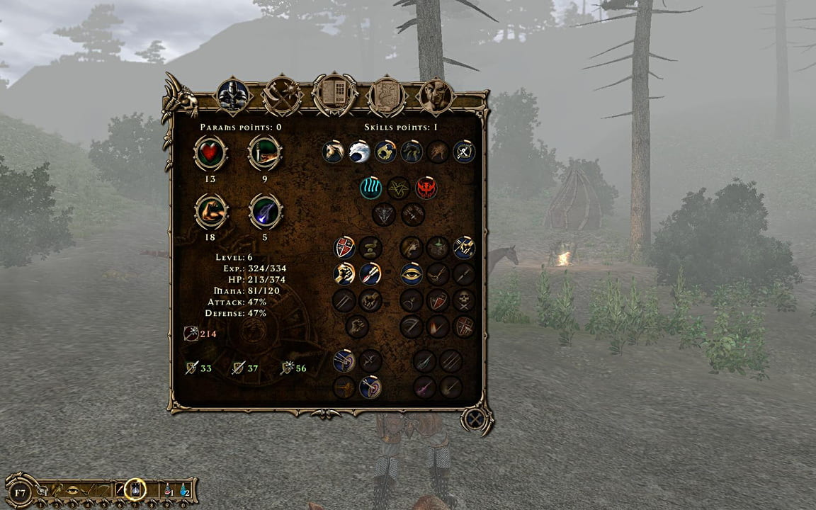 Скриншот Two Worlds (2007) PC