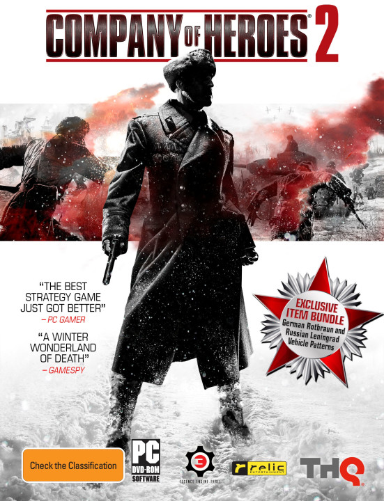 Company of Heroes 2: Master Collection [v 4.0.0.21725 + DLC's] (2014) PC