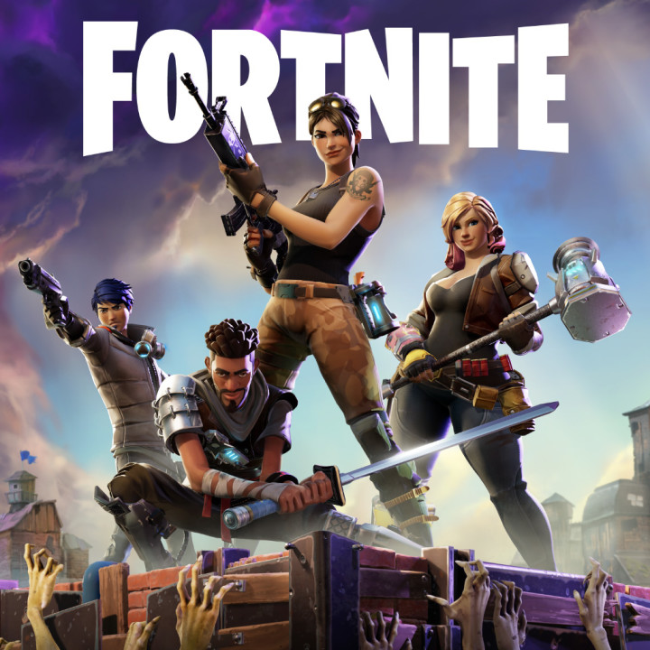 Fortnite [1.7.2] (2017) PC | Online-only