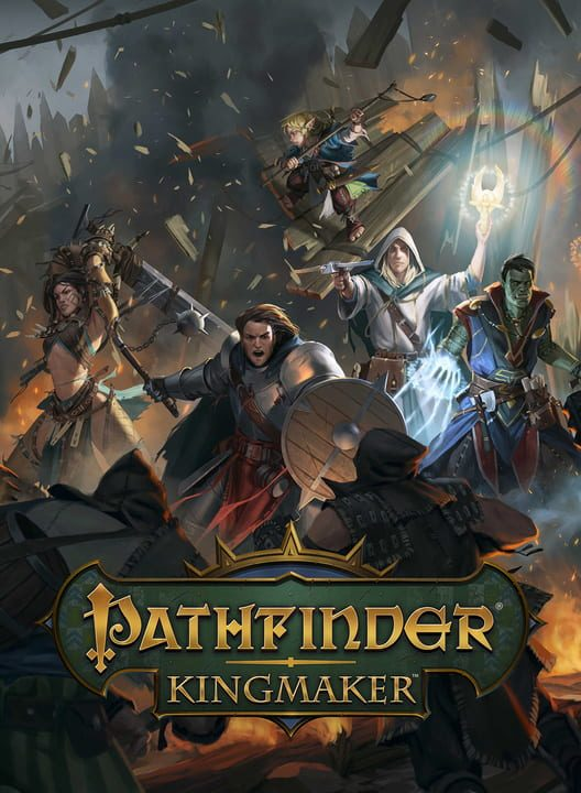 Pathfinder: Kingmaker - Imperial Edition (2018) PC