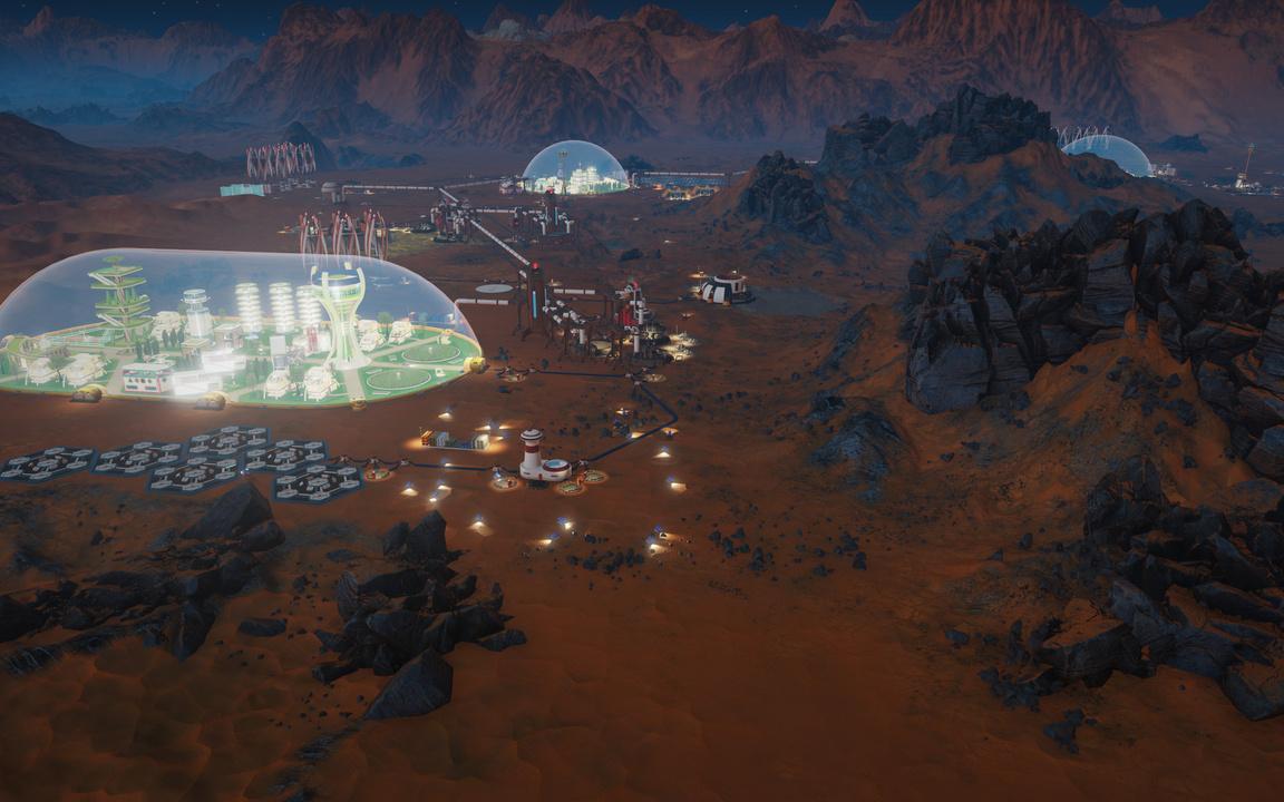 Скриншот Surviving Mars: Digital Deluxe Edition (2018) PC