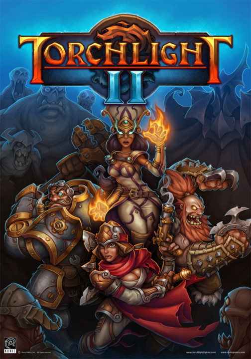 Torchlight: Dilogy (2012) PC | RePack от R.G. Механики