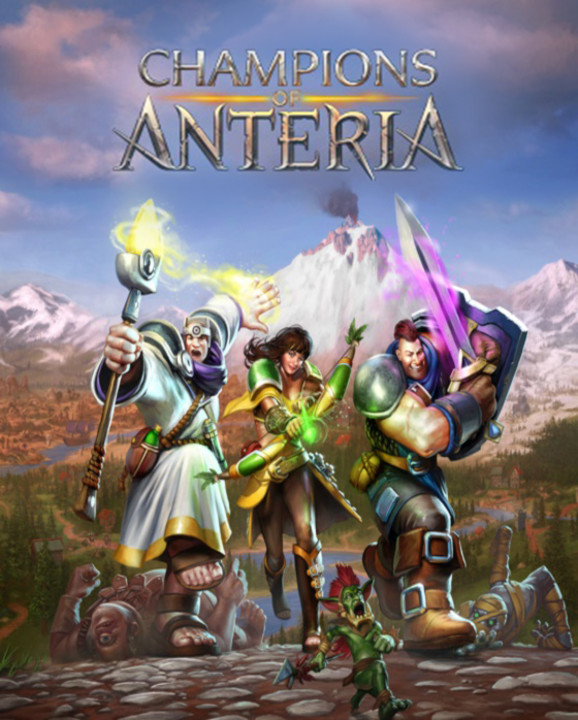 Champions of Anteria (2016) PC
