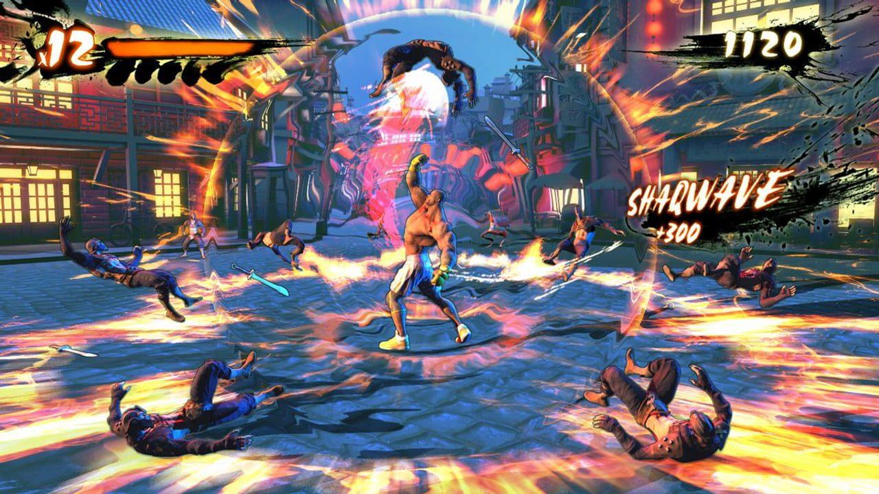Скриншот Shaq Fu: A Legend Reborn (2018) PC