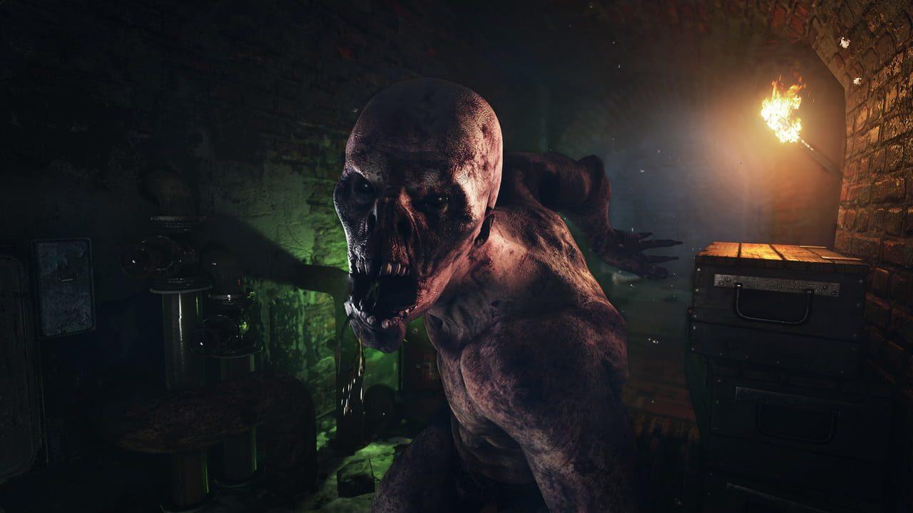 Скриншот Metro: Exodus (2019) PC