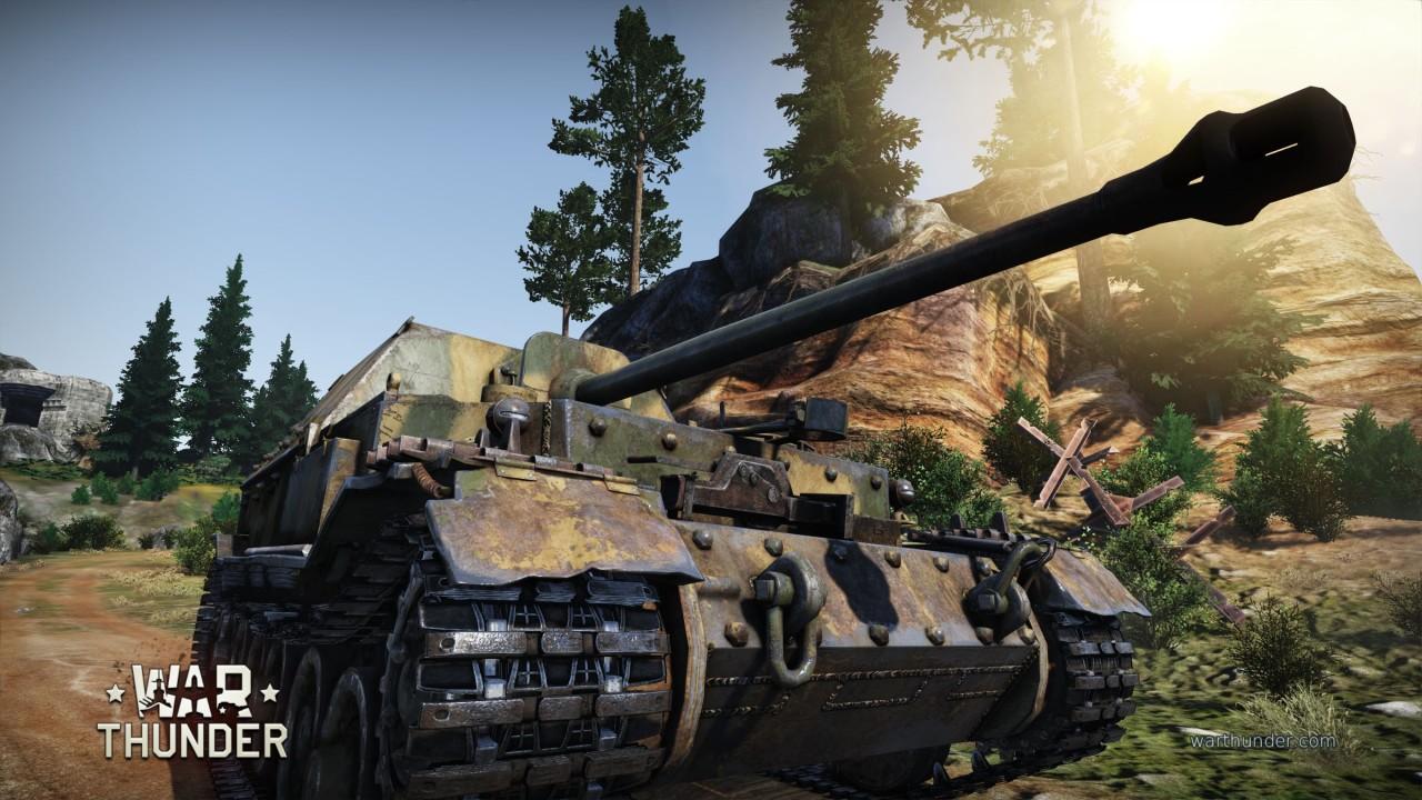 Скриншот War Thunder - онлайн авиасимулятор