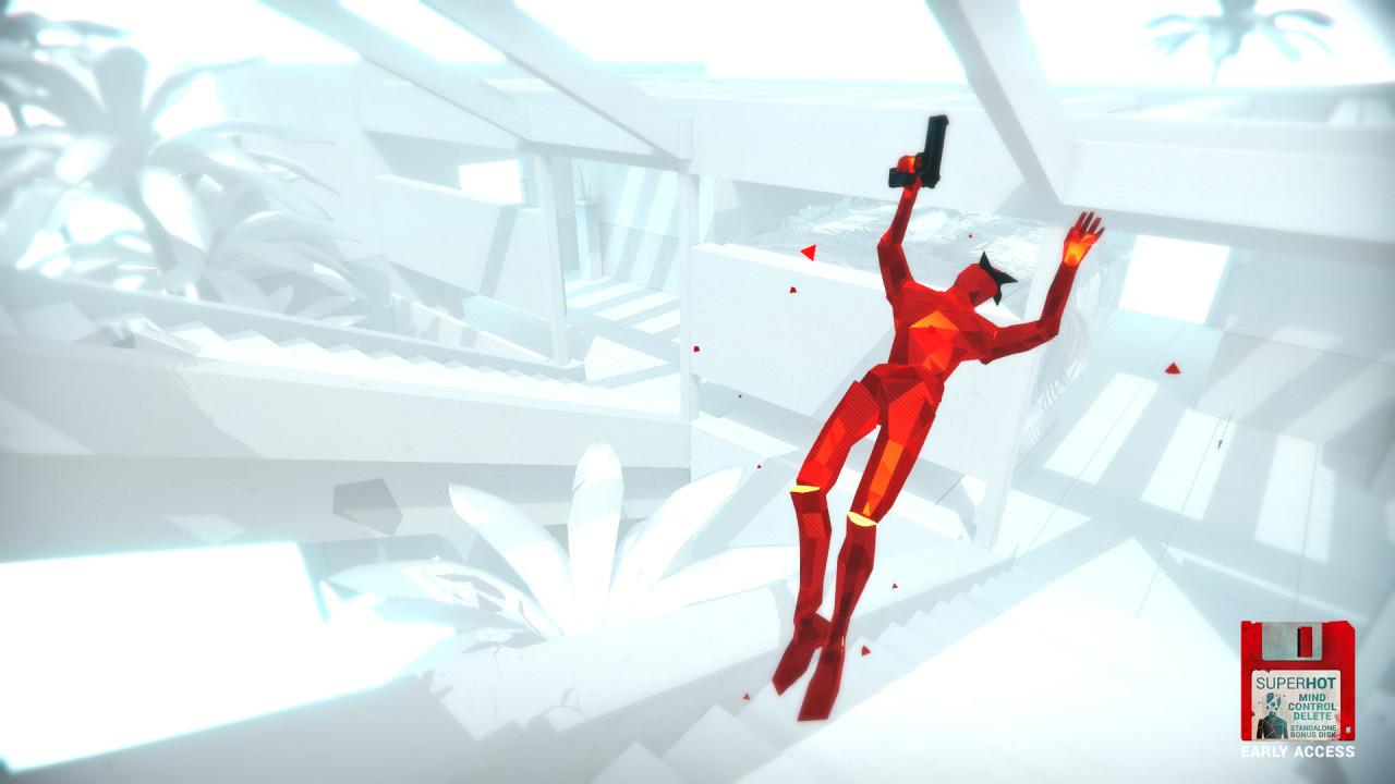 Скриншот SUPERHOT: MIND CONTROL DELETE (2017) PC