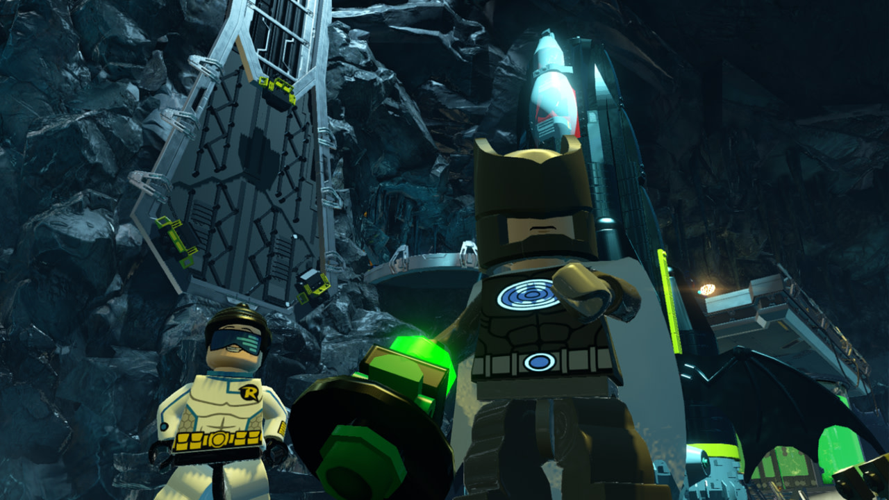 Скриншот LEGO Batman 3: Покидая Готэм / LEGO Batman 3: Beyond Gotham (2014) PC | RePack от R.G. Механики