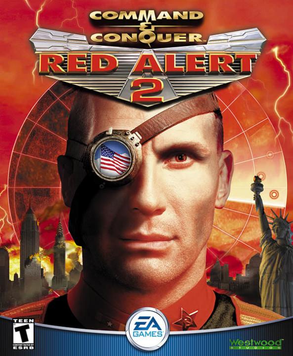 Command & Conquer: Red Alert 2 + Yuri's Revenge (2000-2001) PC | RePack от R.G. Механики