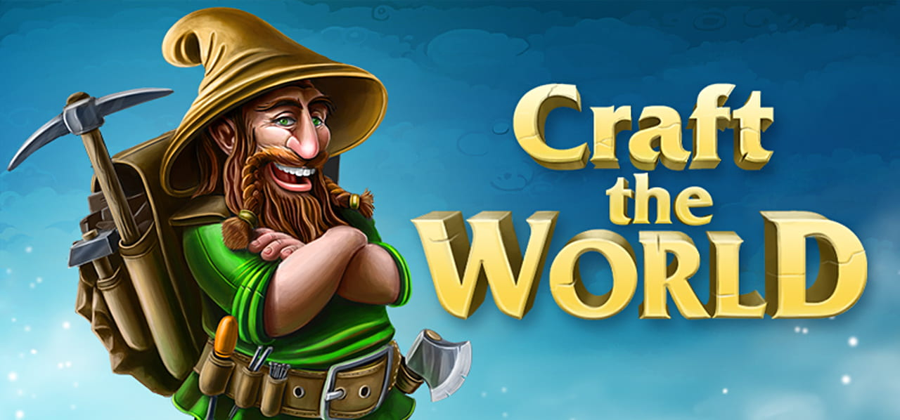 Craft The World [v 1.4.012 + 2 DLC] (2014) PC