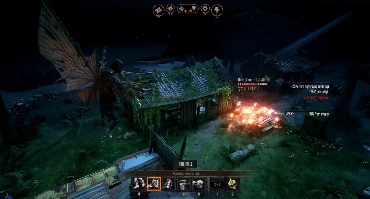 Скриншот Mutant Year Zero: Road to Eden (2018) PC