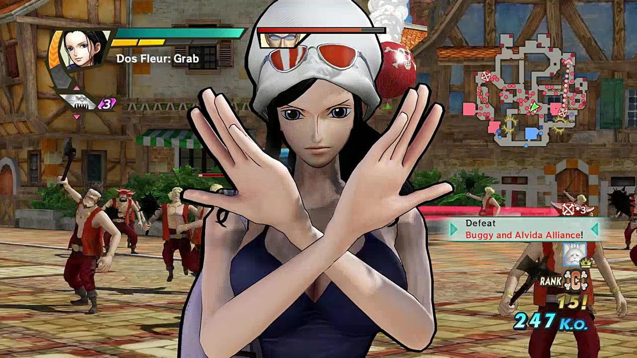 Скриншот One Piece: Pirate Warriors 3 (2015) PC