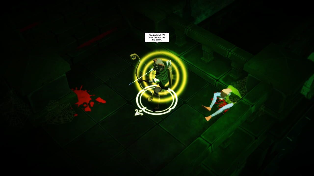 Скриншот Sword Legacy Omen (2018) PC