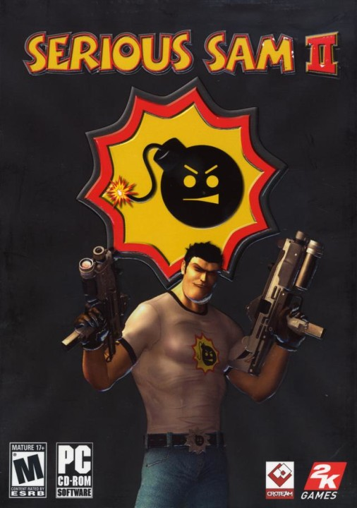 Serious Sam - Anthology / Serious Sam - Антология (2001-2013) PC | RePack от R.G. Механики
