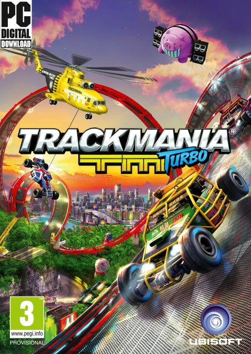 Trackmania Turbo (2016) PC