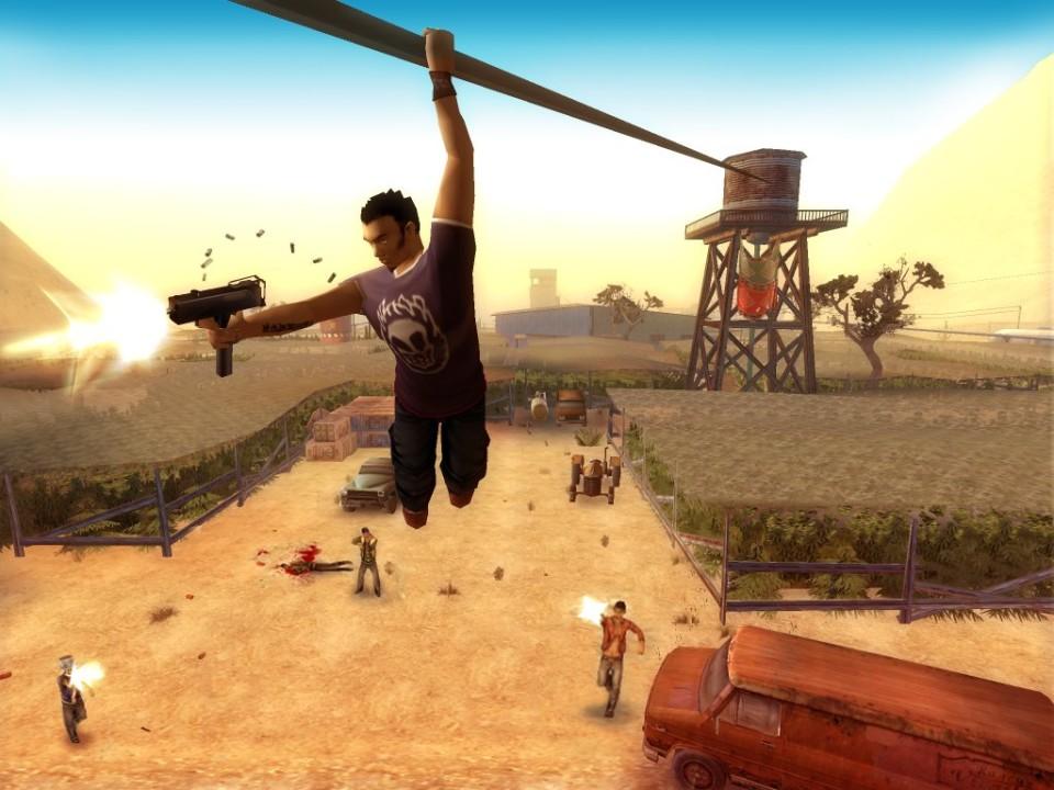 Скриншот Total Overdose (2005) PC | Repack от R.G. Механики
