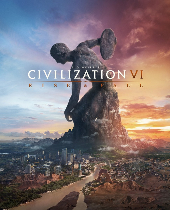 Sid Meier's Civilization VI: Rise and Fall (2016) PC