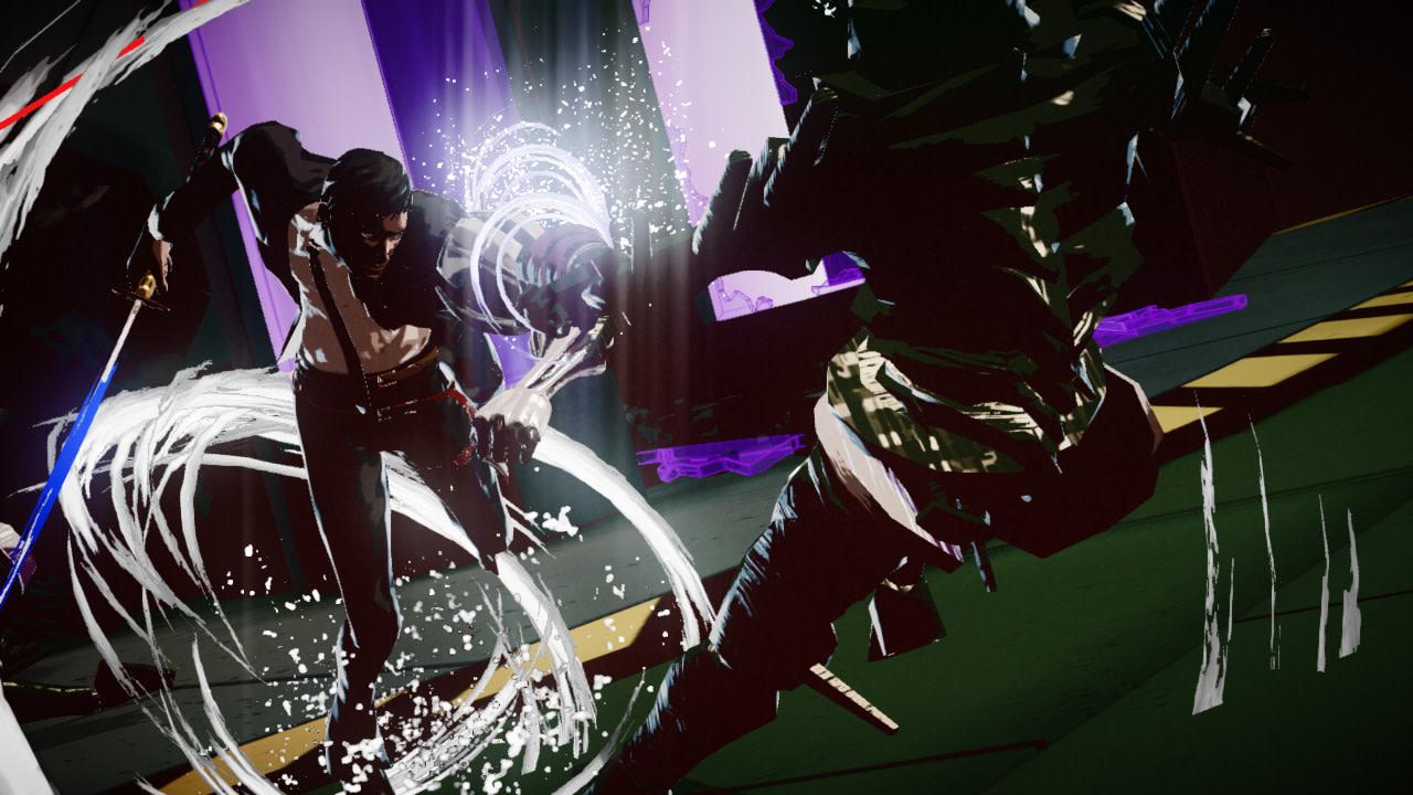 Скриншот Killer is Dead - Nightmare Edition (2014) PC | RePack от R.G. Механики