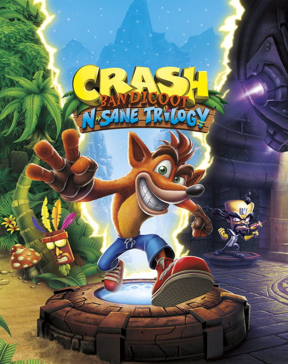 Crash Bandicoot N. Sane Trilogy (2018) PC
