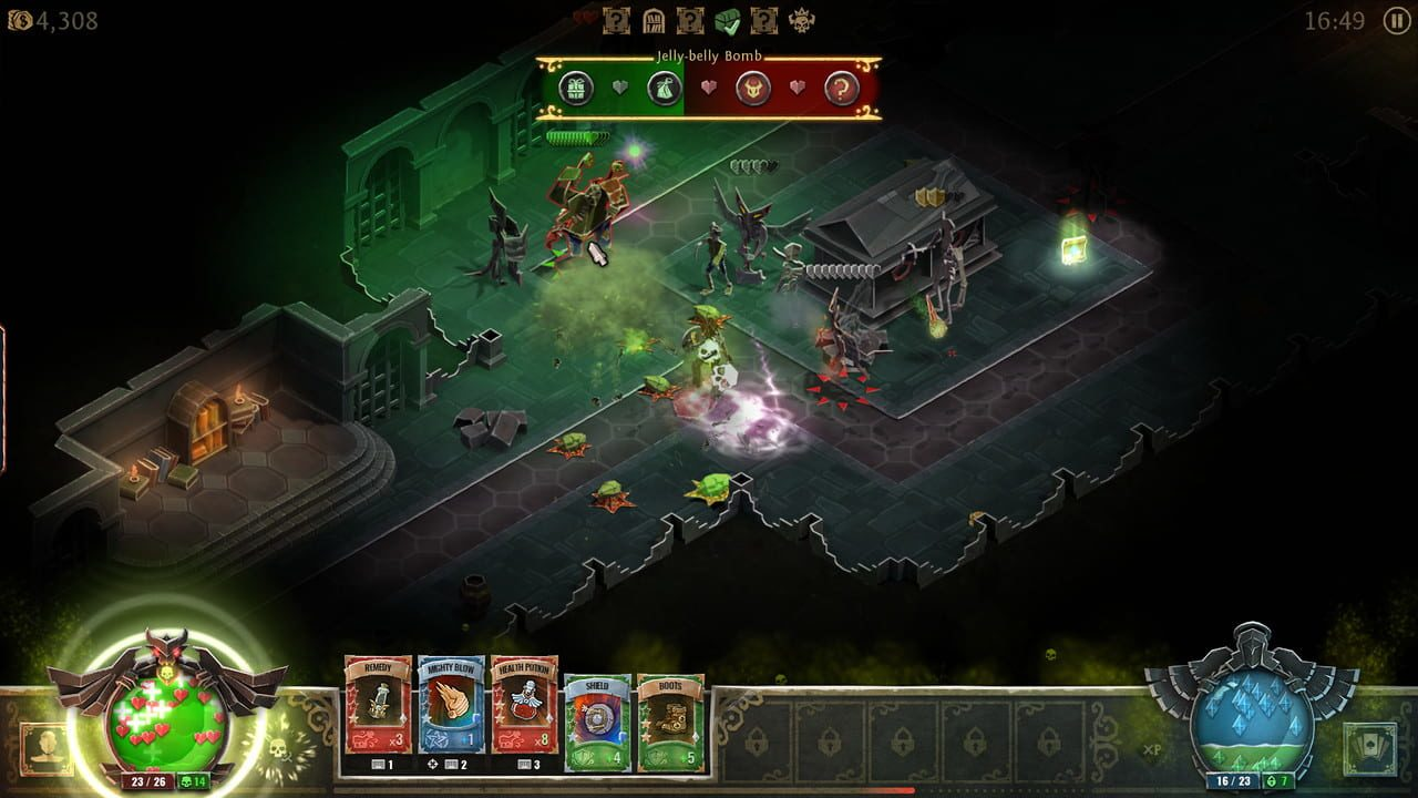 Скриншот Book of Demons (2018) PC
