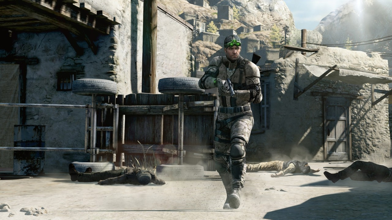 Скриншот Tom Clancy's Splinter Cell: Blacklist (2013) РС