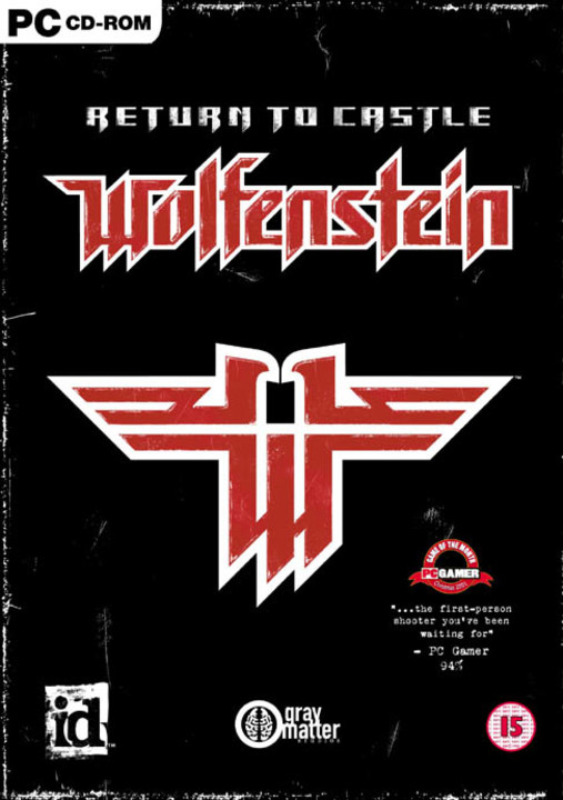 Return to Castle Wolfenstein (2001) PC | Rip от R.G. Механики