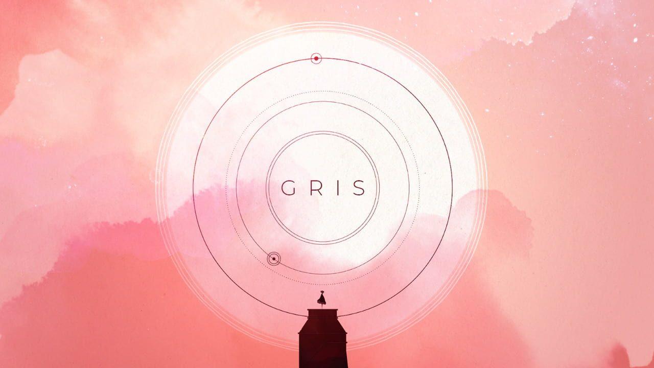 Скриншот Gris (2018) PC