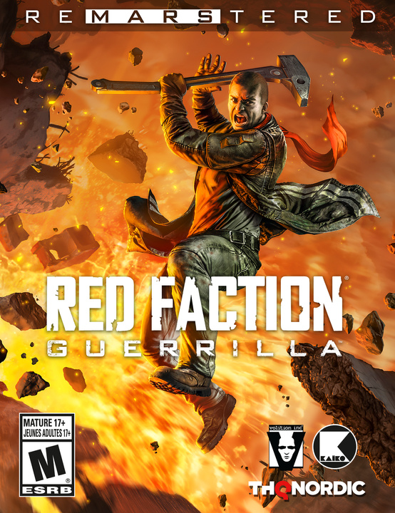 Red Faction Guerrilla Re-Mars-tered (2018) PC