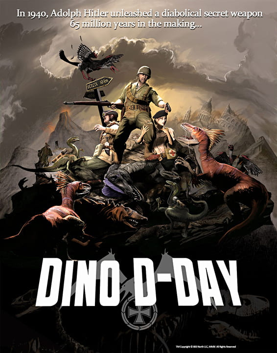 Dino D-Day (2011) PC