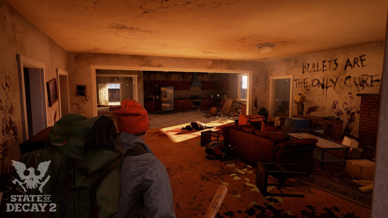 Скриншот State of Decay 2 (2018) PC