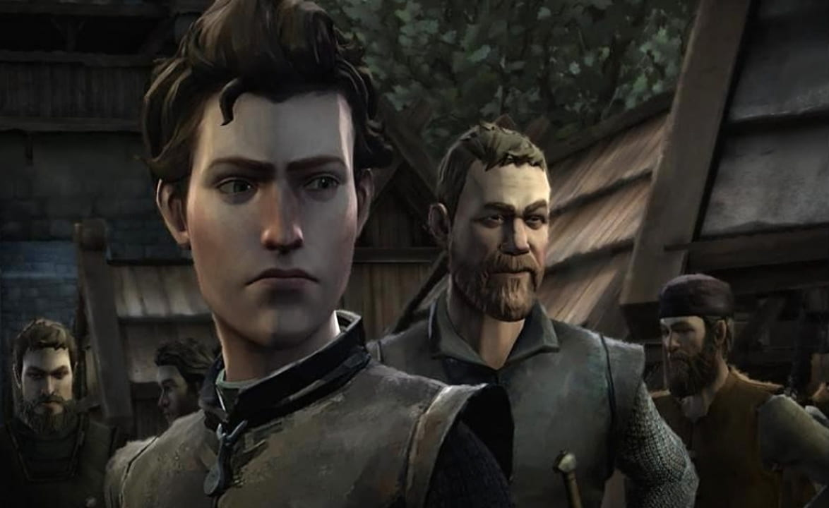 Скриншот Game of Thrones - A Telltale Games Series. Episode 1-6 (2014) PC