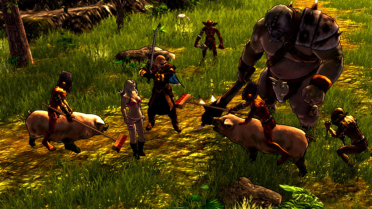 Скриншот Holy Avatar vs. Maidens of the Dead (2012) PC