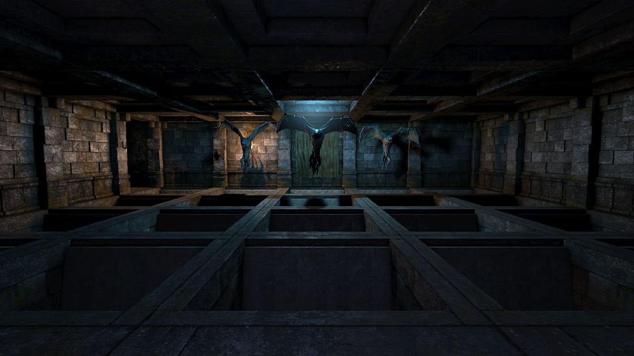 Скриншот Legends of grimrock (2012) PC
