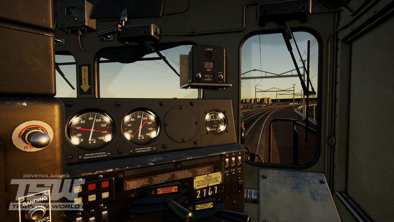 Скриншот Train Sim World: Digital Deluxe Edition (2018) PC