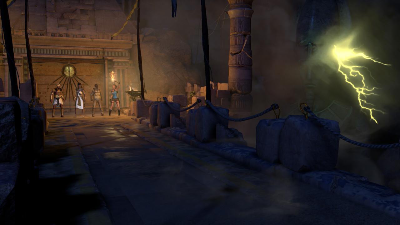 Скриншот Lara Croft and the Temple of Osiris (2014) PC | RePack от R.G. Механики
