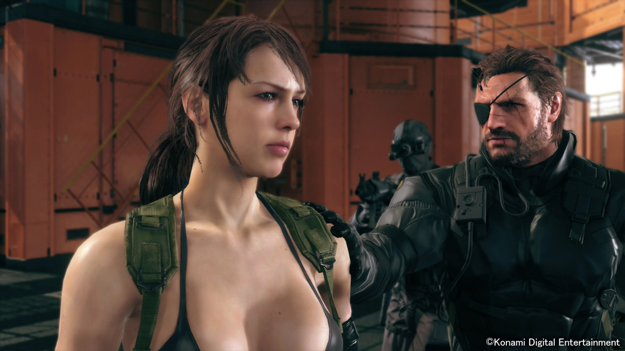Скриншот Metal Gear Solid V: The Phantom Pain [v 1.0.7.1] (2015) PC | RePack от R.G. Механики
