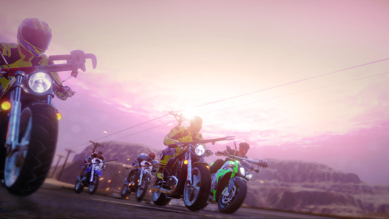 Скриншот Road Redemption (2017) PC