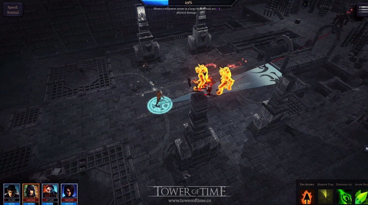 Скриншот Tower of Time (2018) PC