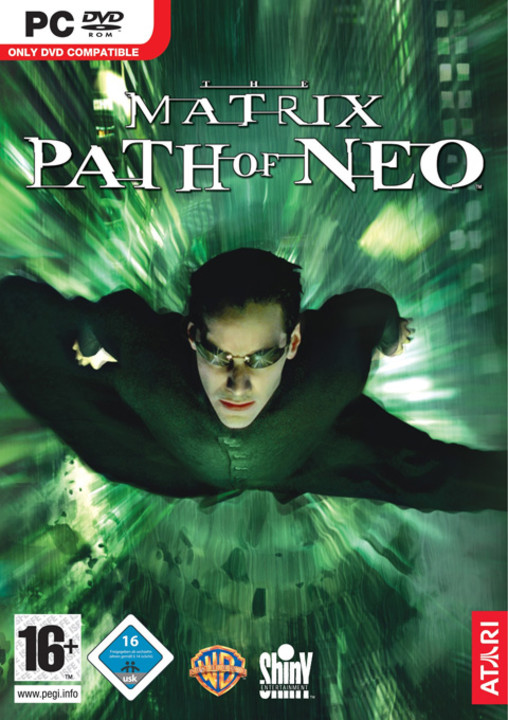 The Matrix: Dilogy (2003-2005) PC | RePack от R.G. Механики