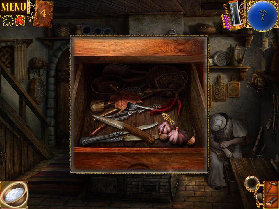 Скриншот Истории любви: Заклинание / Love Chronicles: The Spell (2011) PC