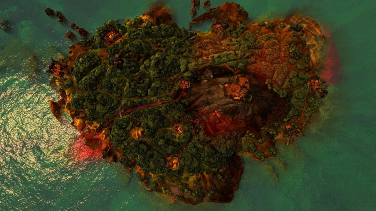 Скриншот Jagged Alliance: Rage! (2018) PC
