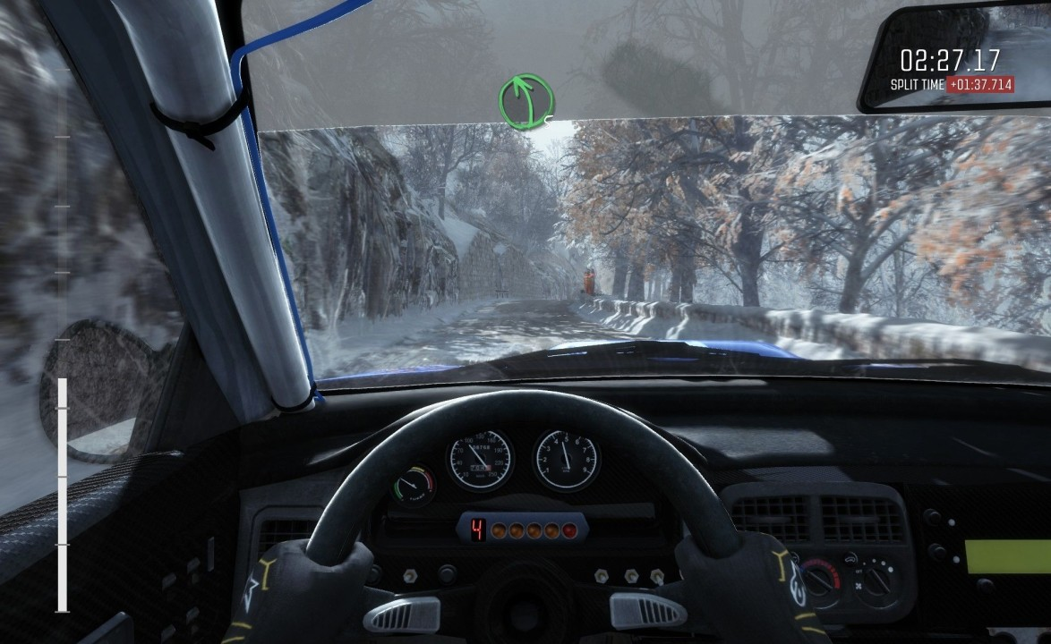 Скриншот DiRT Rally [v 1.23] (2015) PC | RePack от R.G. Механики