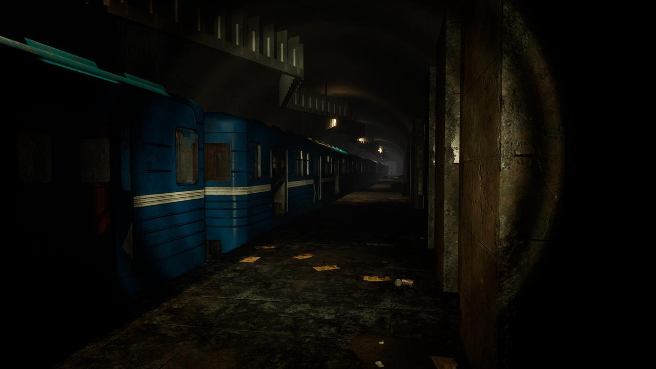 Скриншот Tunnels of Despair (2018) PC